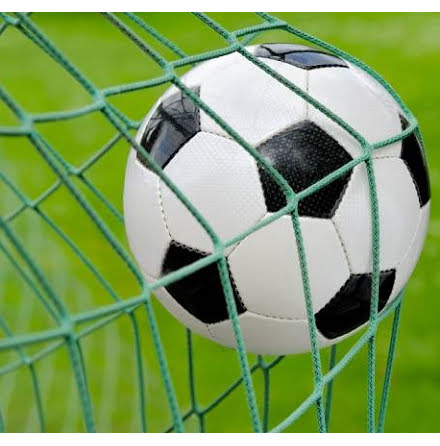 Fotbollsnät 3.8 m x 2 m, Grön