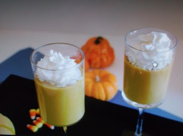 Pumpkinshake Recipe