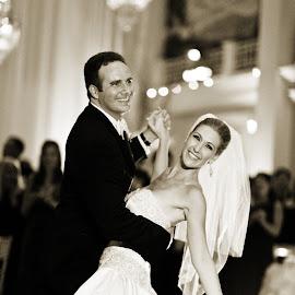 by Michael Kress - Wedding Reception