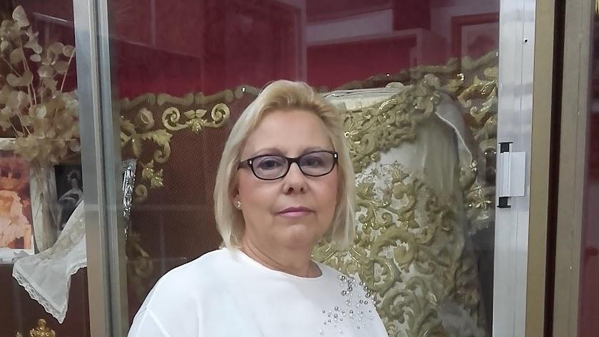 Mari Carmen Pantoja es hermana de Pasión desde sus inicios.