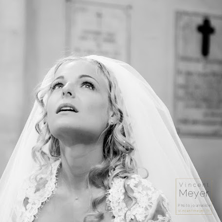 Wedding photographer Vincent Meyer (photojournalist). Photo of 02.05.2016