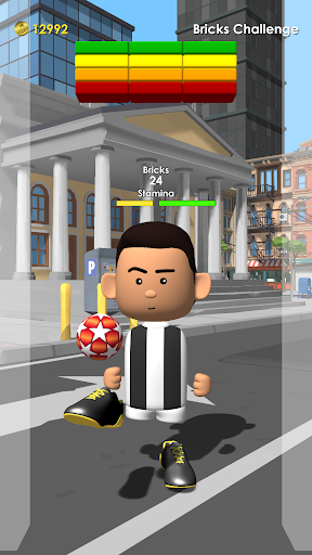 The Real Juggle - Pro Freestyle Soccer  screenshots 5