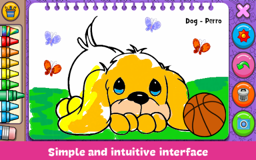 Coloring & Learn  screenshots 2