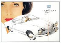 Karmann Ghia Coupe vit
