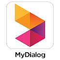 Dialog Axiata PLC. - Logo