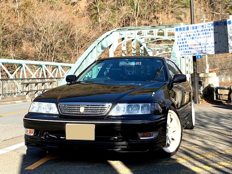 マークII JZX100のSSS(saitama street stage),奥多摩湖,小河内ダム,医療従事者にエールを❗️,ソロ活に関するカスタム&メンテナンスの投稿画像5枚目