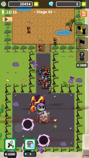 Code Triche Monster Park 2020 mod apk screenshots 5
