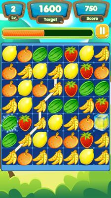 Fruit Link Connect - screenshot