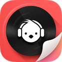 Lark Player Theme - Red Radio icon
