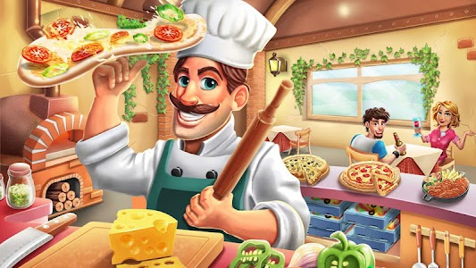 Chef's Life : Crazy Restaurant Kitchen 6.1
