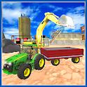 Concrete Excavator Simulator icon
