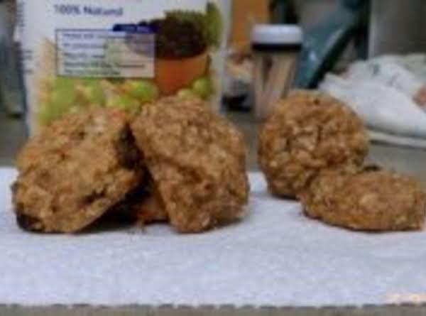 Apple Oatmeal Pecan Cookie