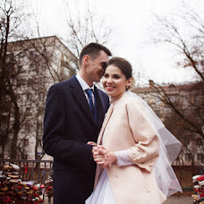 Wedding photographer Elena Gosudareva (ElenaGosudareva). Photo of 19.05.2018