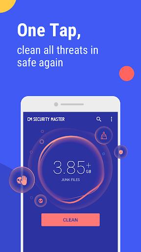 CM Security Master Antivirus screenshot 5