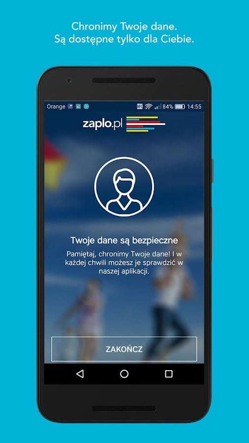 Zaplo.pl- screenshot