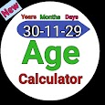 Age Calculator Count Years Days Months Birth Day icon