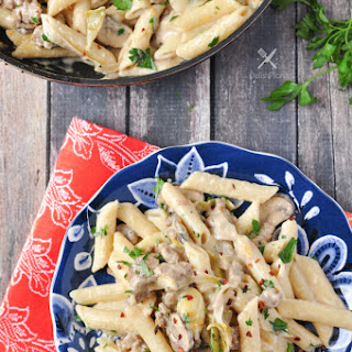Pasta With Sausage And Mushrooms Recipes