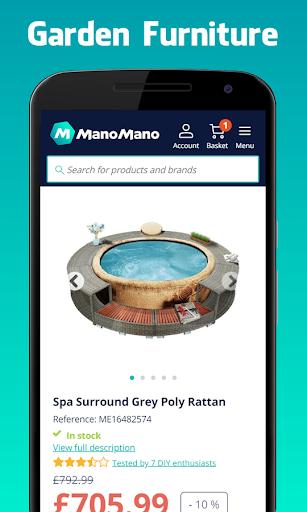 ManoMano Outdoor & Garden  screenshots 5