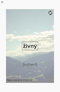 A Czech Word A Day - náhled