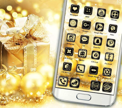 Foto do Golden Christmas Gifts