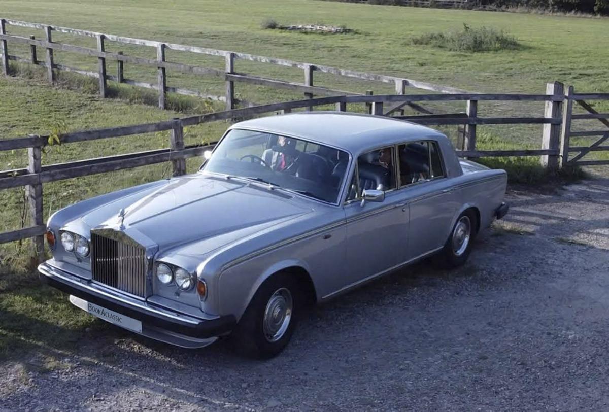 Rolls Royce Silver Shadow Hire Brentwood