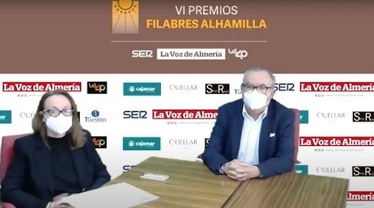 Premios Filabres Alhamilla: un agradecimiento virtual a toda la comarca