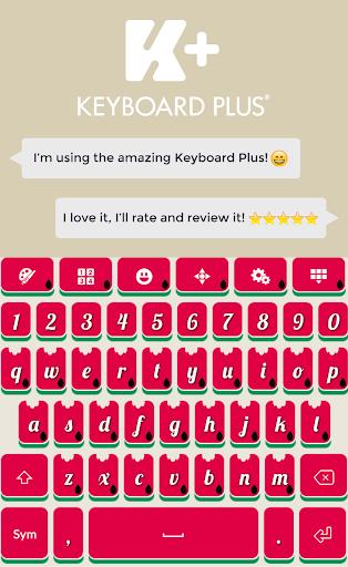 Watermelon Keyboard