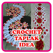 Crochet Taplak Idea