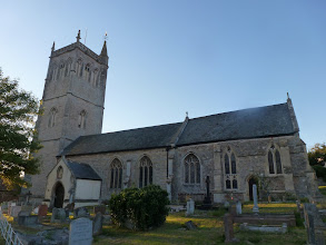 Photo: Church of St Peter & St Paul, Bleadon Village