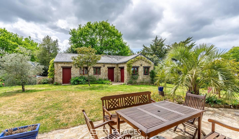 Maison avec terrasse Bouée