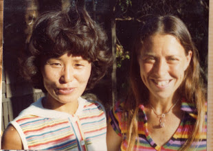 Photo: Miki Gorman - Jacqueline Hansen, Topanga 1977