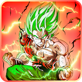 Goku Super Warrior Saiyan Battle Hero Last Fight