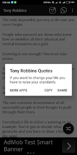 Tony Robbins Quotes Apps On Google Play