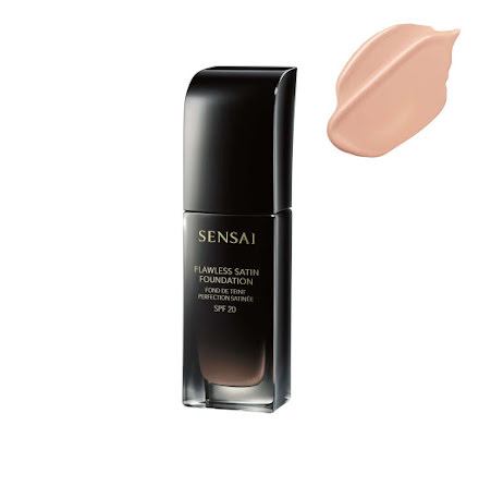 Sensai Flawless Satin Foundation SPF 20