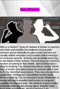 Learn Hacking - náhled
