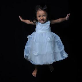 fly me to moon by Yosep Atmaja - Babies & Children Child Portraits