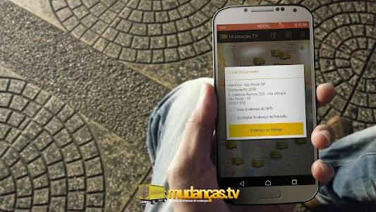 Mudanças TV - Transportadoras screenshot 2
