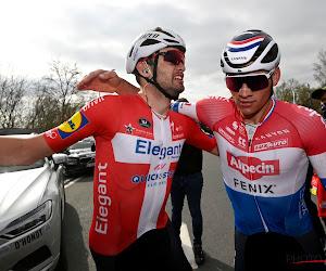 """Mathieu van der Poel gunt het zijn opvolger: """"Ik dacht zeker niet dat het binnen was"""""""
