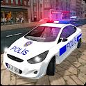 Real Police Car Driving Simulator: Car Games 2020 icon