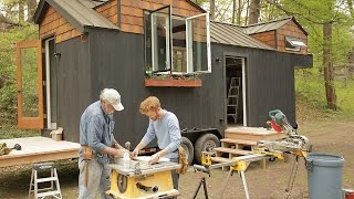 Young Craftsman's Tiny House