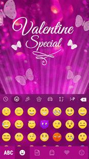 Butterfly-Emoji-Theme-for-Kika 2