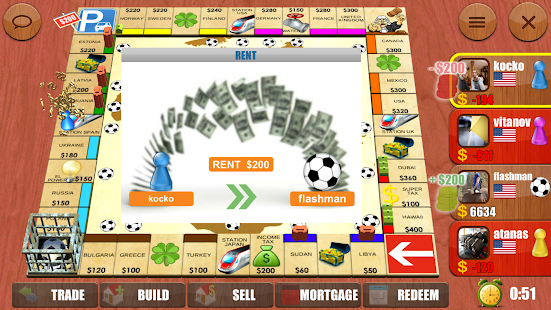 Rento - Dice Board Game Online- screenshot thumbnail