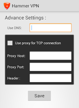 Hammer VPN AntiDPI VPN