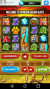 African Safari | Slot Machines- screenshot thumbnail