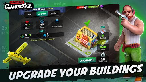 Downtown Gangstaz - Hood Wars android2mod screenshots 7