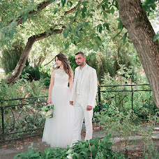 Wedding photographer Kristina Vikulova (Fotogloss). Photo of 27.08.2018