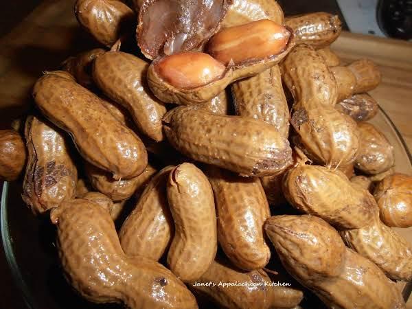 Crock Pot Cajun Hot Boiled Peanuts Recipe  Just A Pinch Recipes