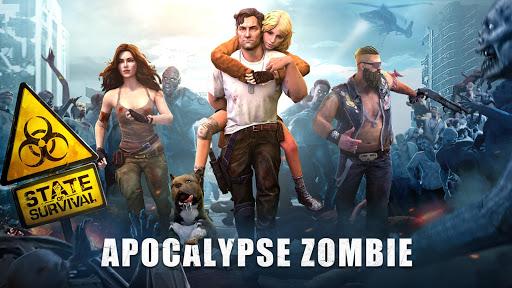 Code Triche State of Survival: Combat Contre Les Zombies En 3D APK Mod screenshots 1