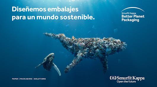 Sostenibilidad, la prioridad de Smurfit Kappa para los desafíos medioambientales