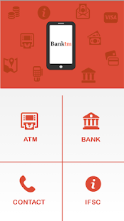 Banktm :App locating Atm/Banks- screenshot thumbnail